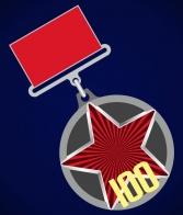 """Фрачник """"100 лет Рабоче-крестьянской Красной Армии"""""""