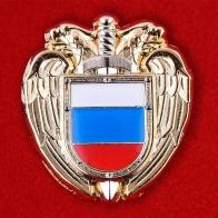 Миниатюрная эмблема ФСО