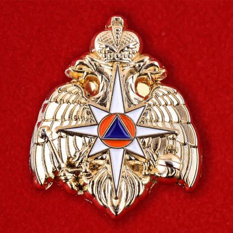 Миниатюрная эмблема МЧС