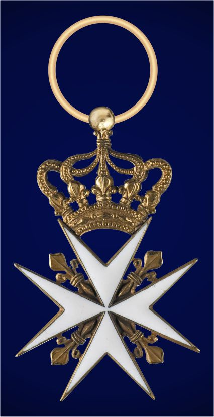 Фрачник ордена Святого Иоанна Иерусалимского