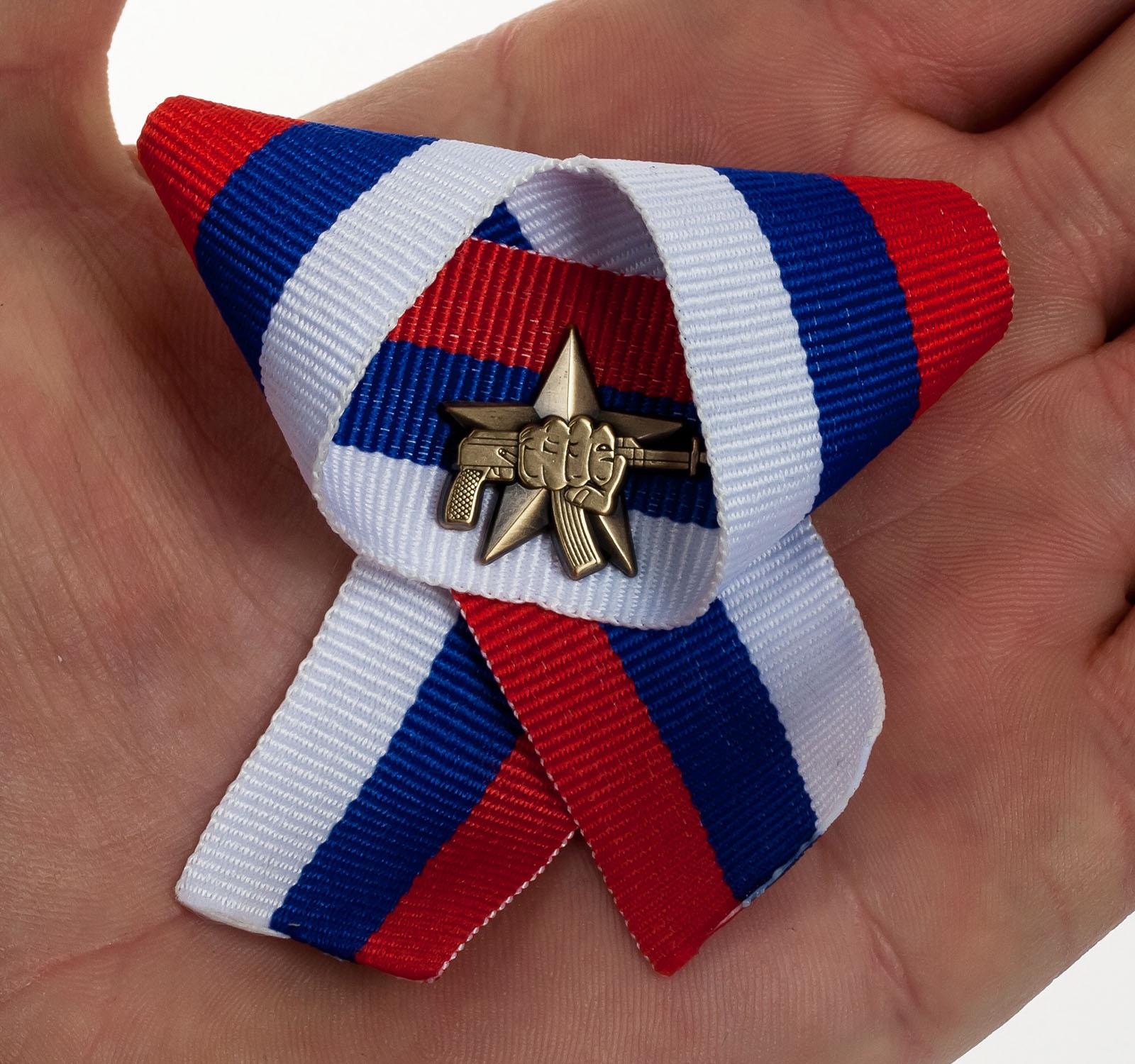 Эмблема Спецназа Росгвардии по низкой цене с доставкой