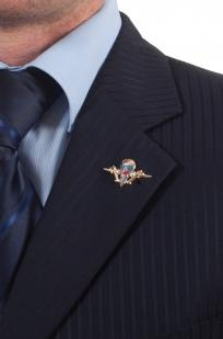 Эмблема ВДВ из металла  - общий вид