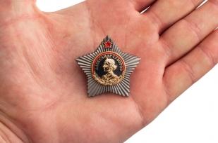"""Фрачный знак """"Орден Суворова 1 степени"""" - общий вид"""