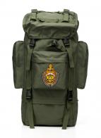 Функционал на полную! Многодневный тактический рюкзак «Морская пехота» с эмблемой МВД