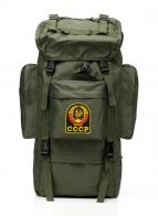 Функционал на полную! Многодневный тактический рюкзак «Морская пехота» с эмблемой СССР