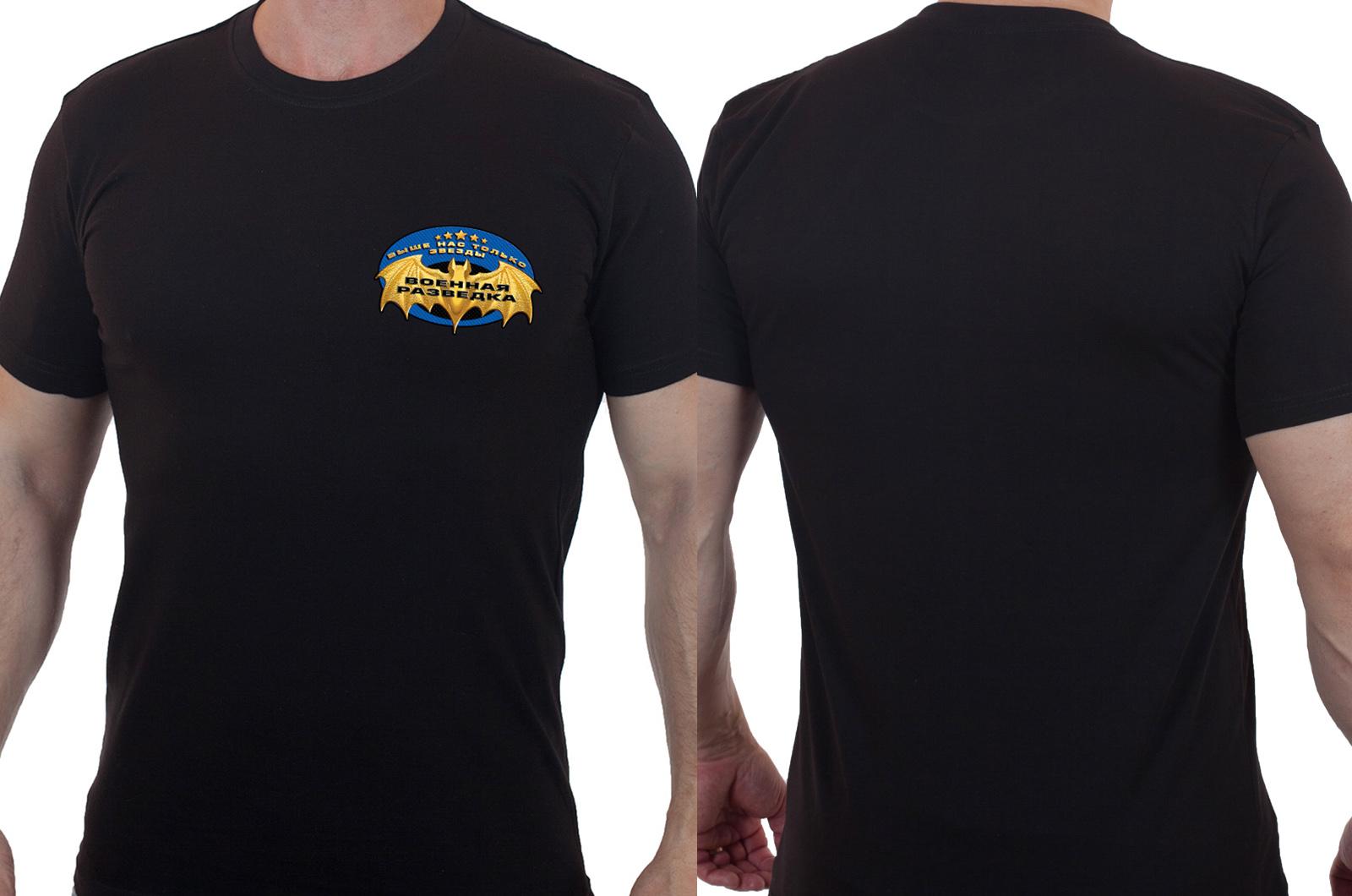 Функциональная футболка Военного разведчика