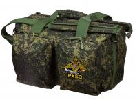 Функциональная полевая сумка с нашивкой РХБЗ