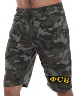 Функциональные камуфляжные шорты ФСБ