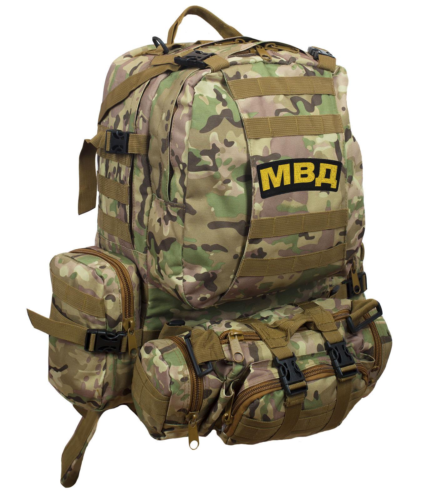Функциональный армейский рюкзак МВД от ТМ US Assault - купить онлайн