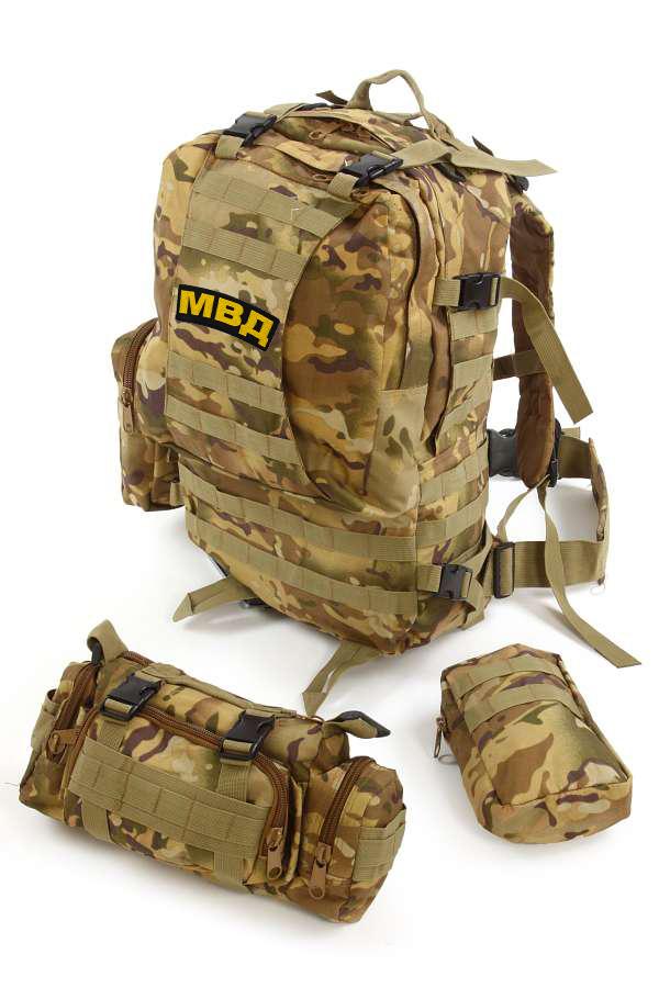 Функциональный армейский рюкзак МВД от ТМ US Assault - купить выгодно