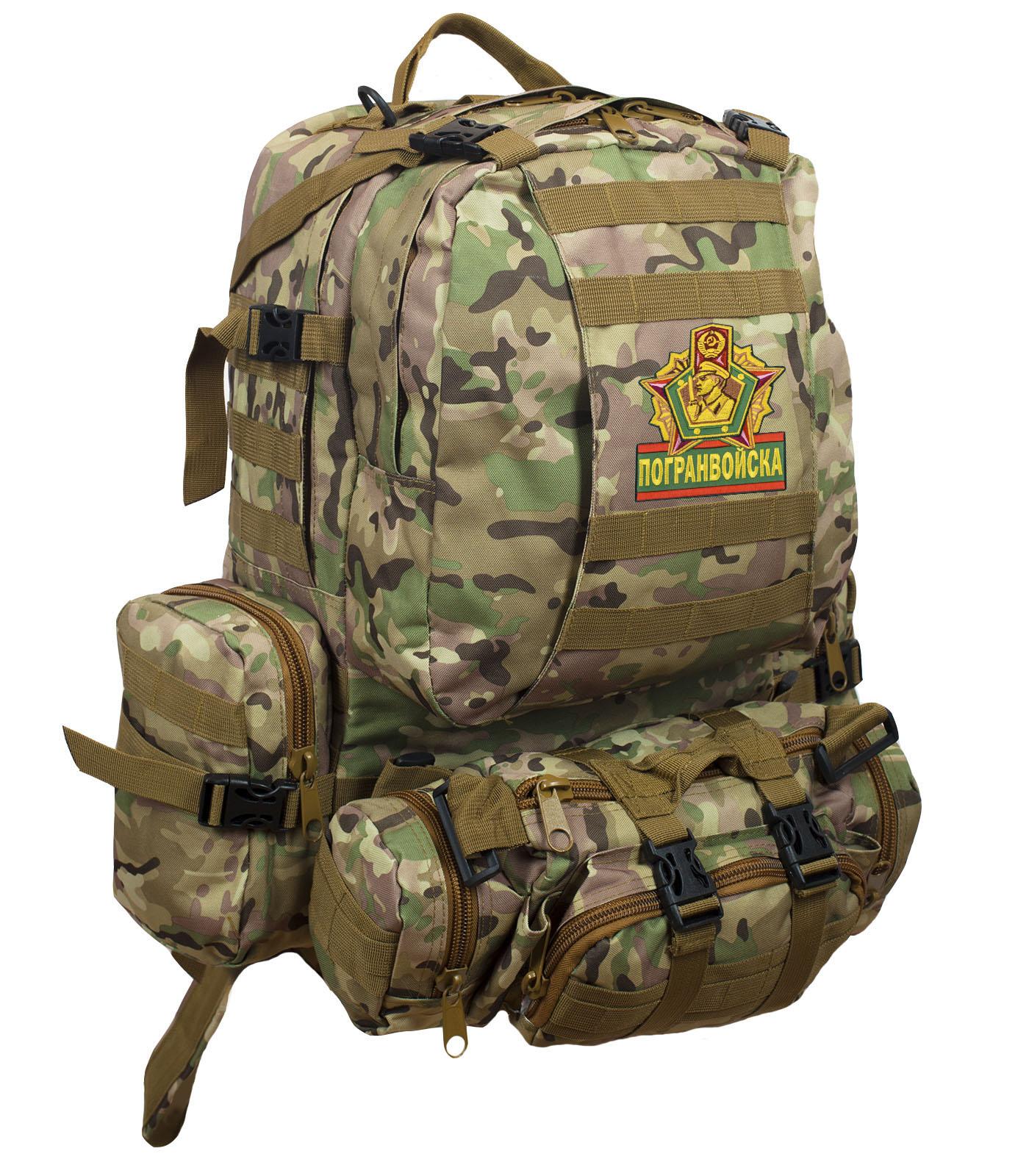 Функциональный армейский рюкзак Погранвойска от ТМ US Assault - купить оптом