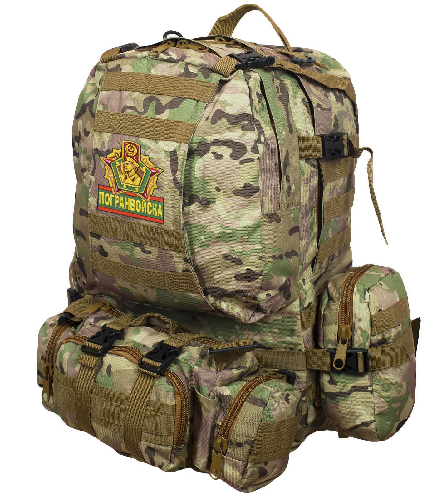 Функциональный армейский рюкзак Погранвойска от ТМ US Assault - заказать выгодно
