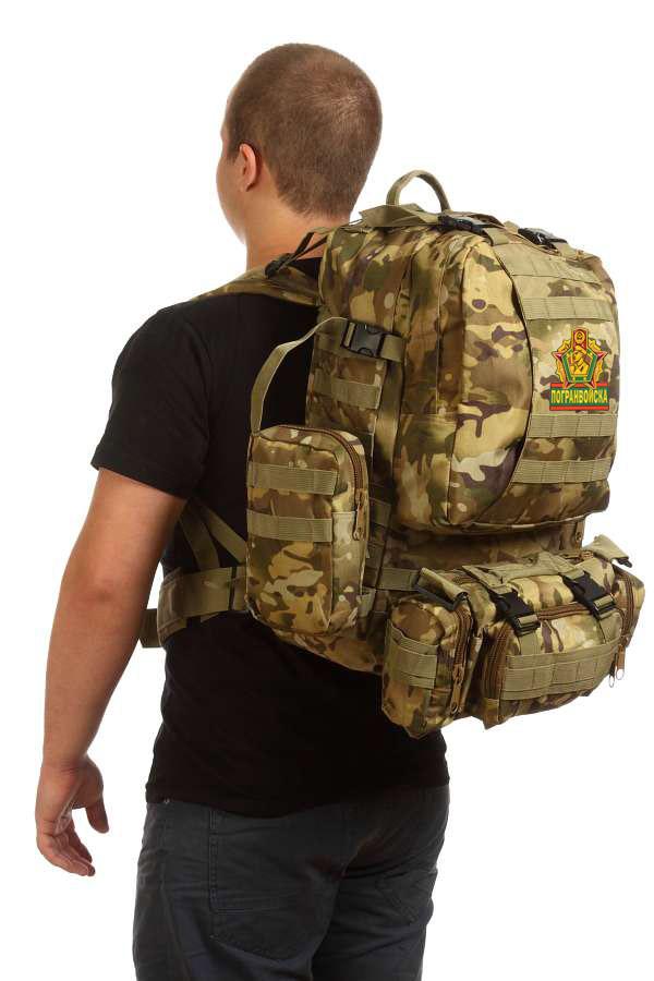 Функциональный армейский рюкзак Погранвойска от ТМ US Assault - заказать в розницу