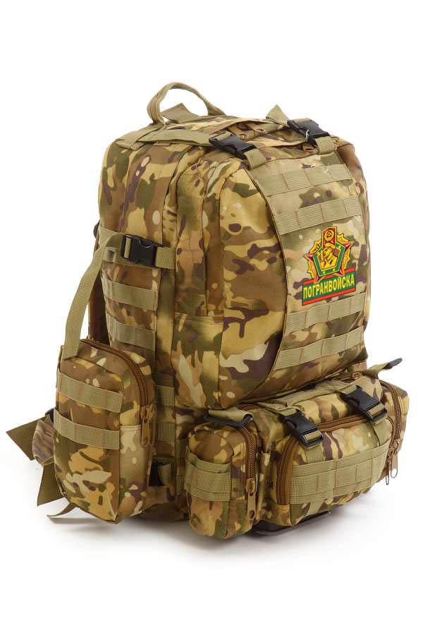 Функциональный армейский рюкзак Погранвойска от ТМ US Assault - заказать в подарок