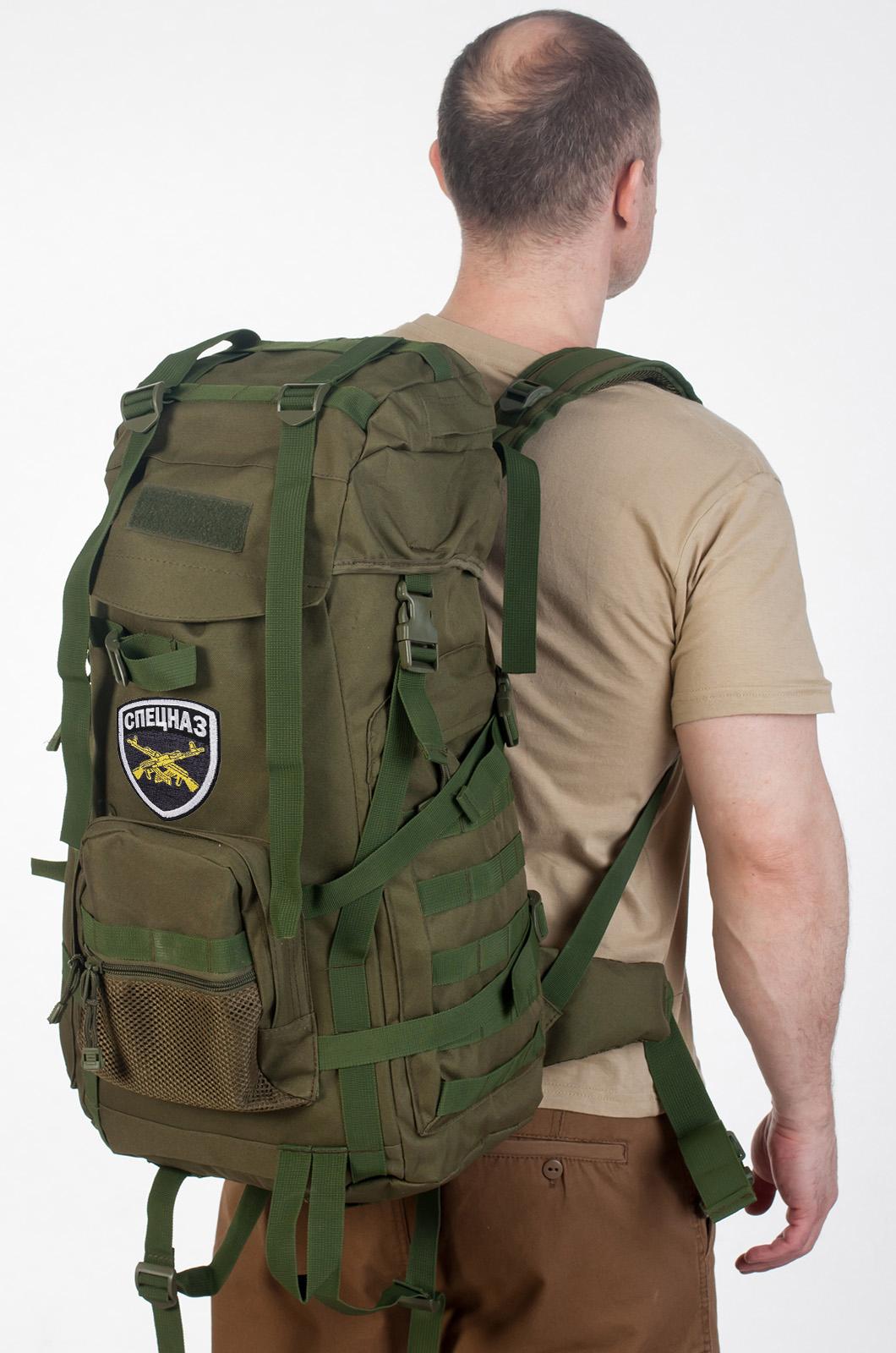 Функциональный армейский рюкзак СПЕЦНАЗ - купить онлайн