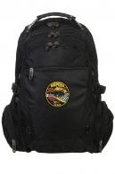 Функциональный городской рюкзак с нашивкой Морпех