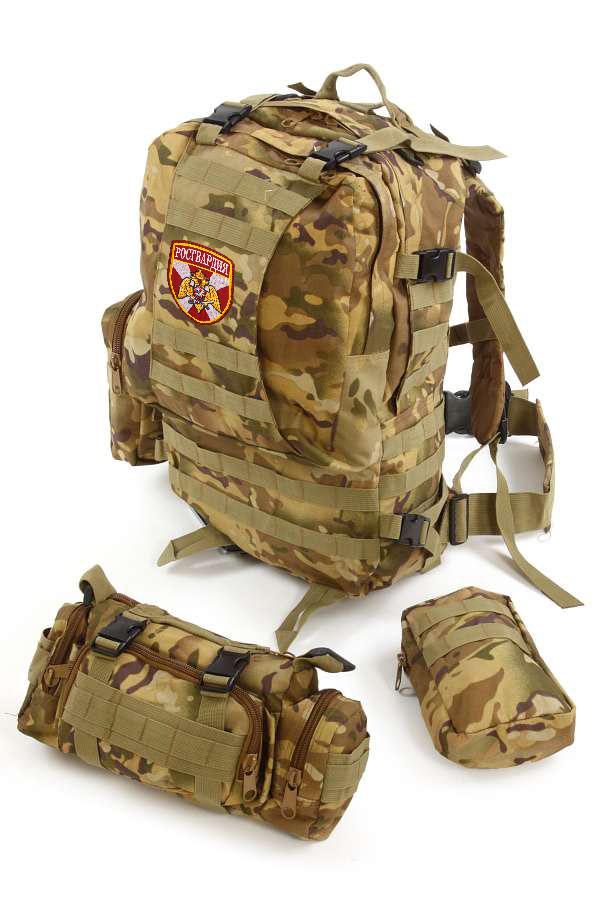 Функциональный мужской рюкзак Росгвардия от ТМ US Assault - купить в розницу