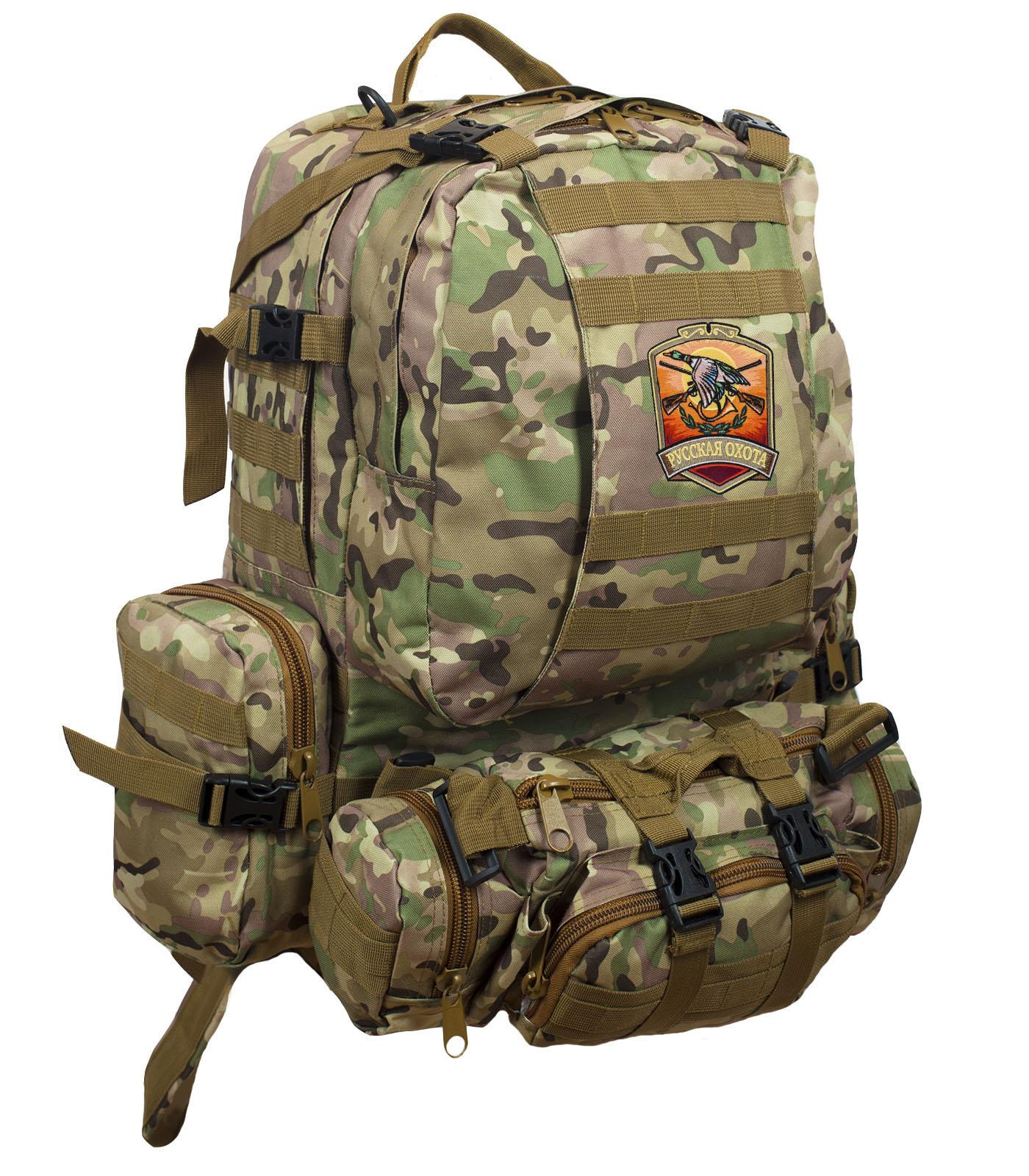 Функциональный охотничий рюкзак Русская Охота от ТМ US Assault