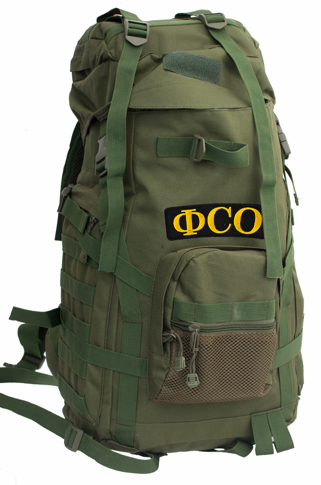 Функциональный рейдовый рюкзак с нашивкой ФСО - купить в подарок