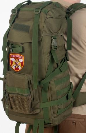 Функциональный штурмовой рюкзак Росгвардия - купить онлайн