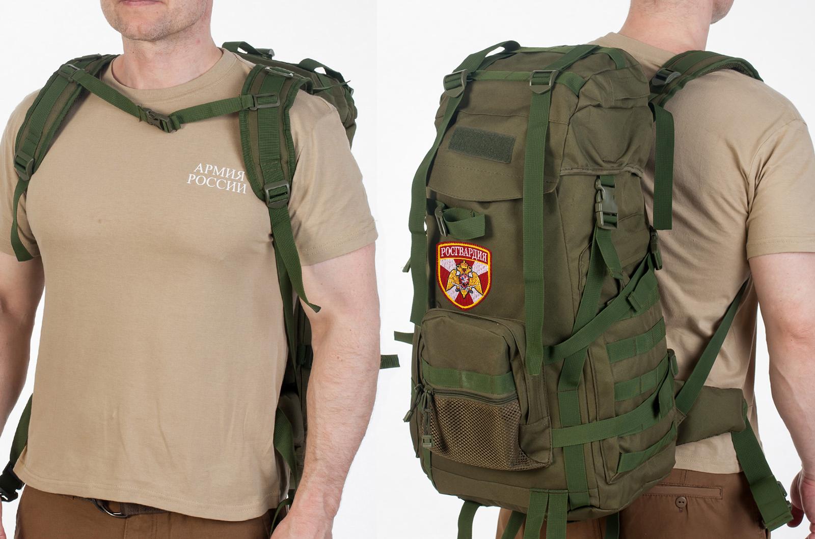 Функциональный штурмовой рюкзак Росгвардия - купить оптом