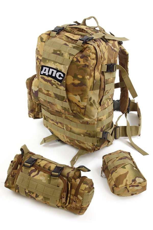 Функциональный тактический рюкзак ДПС от ТМ US Assault - купить в подарок
