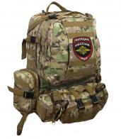 Функциональный тактический рюкзак с нашивкой Полиция России