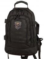 Функциональный темно-серый рюкзак
