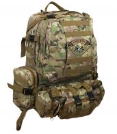 Функциональный туристический рюкзак Ни пуха, Ни пера! - купить в подарок