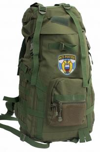 Функциональный военный рюкзак с нашивкой ФСО - купить в подарок