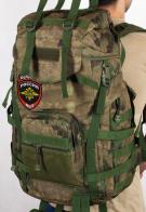 Функциональный заплечный рюкзак с нашивкой Полиция России