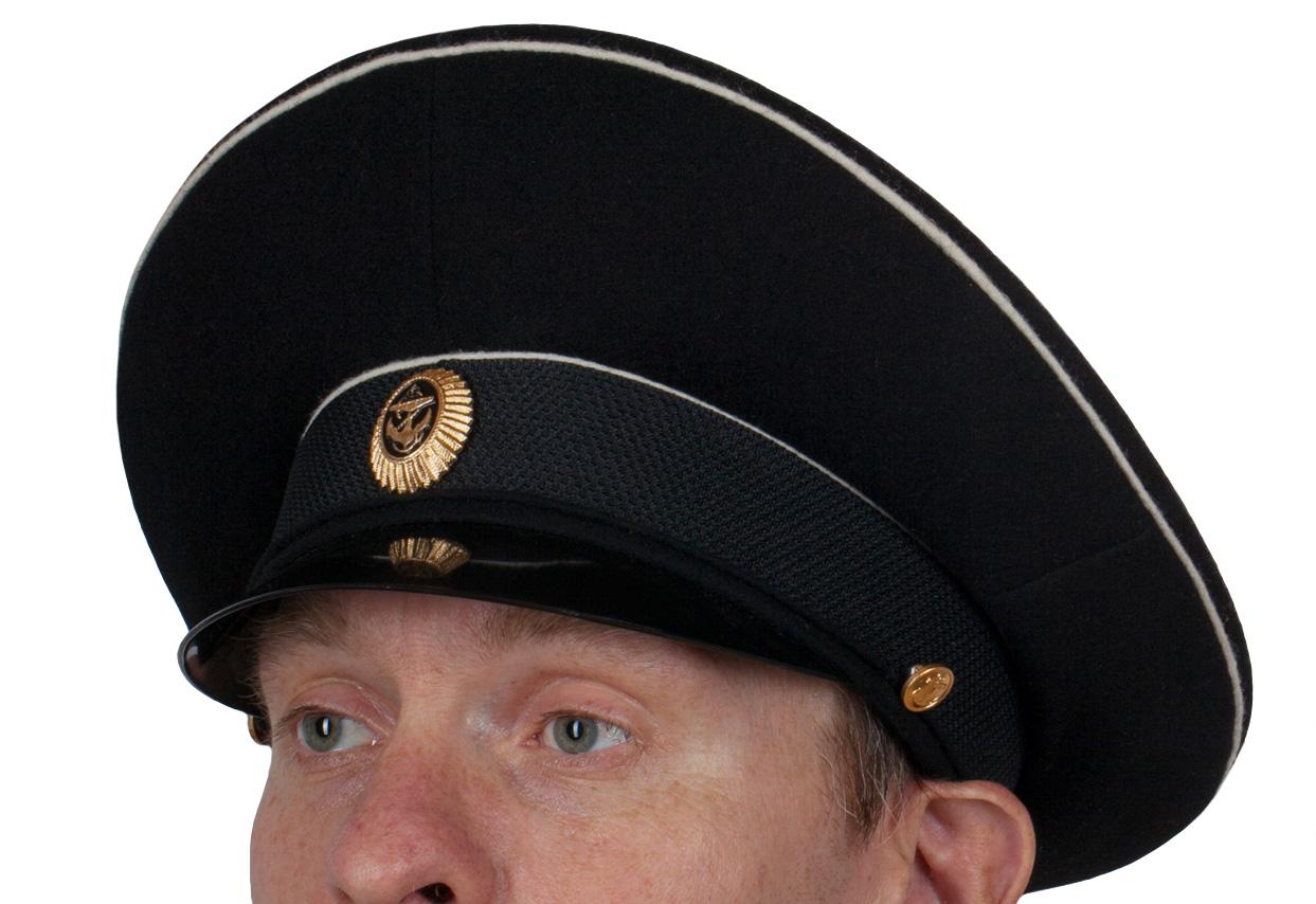 Фуражка ВМФ офицерская по лучшей цене
