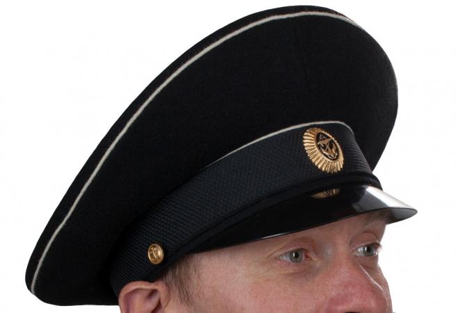 Фуражка ВМФ офицерская