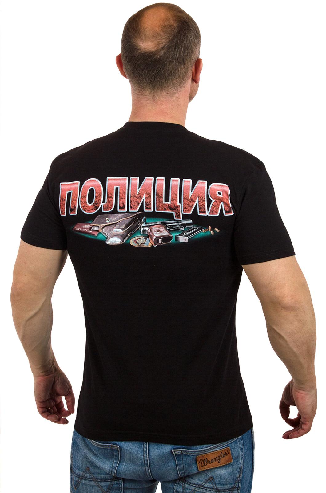 """Футболка полицейская """"Жеглов"""" по лучшей цене"""