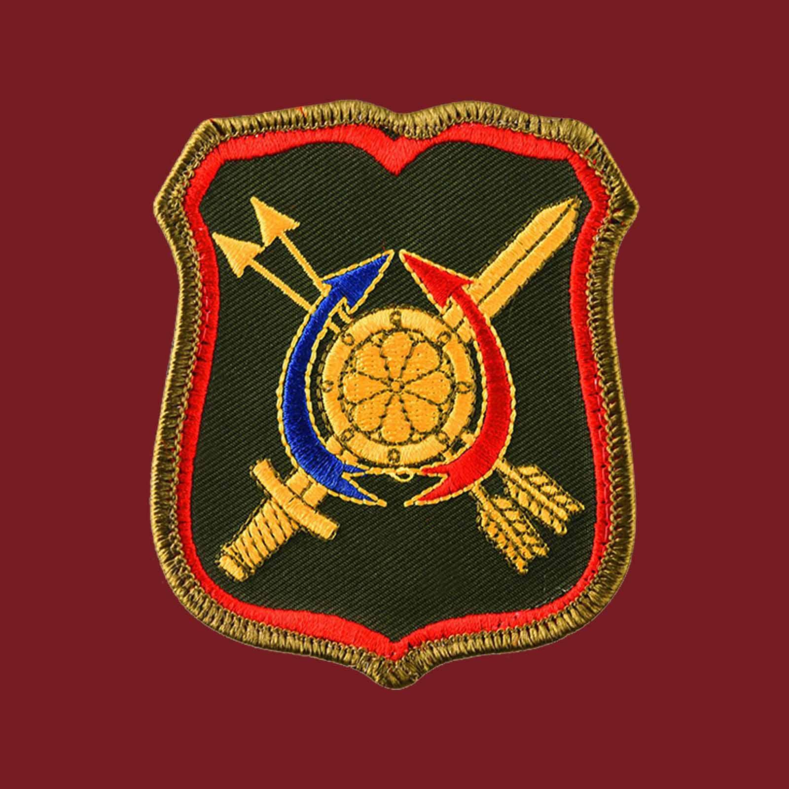 Футболка 1231 Центра боевого управления РВСН