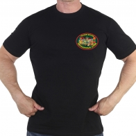 Мужская футболка 135 Небит-Дагский погранотряд