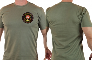 Мужская футболка с символикой 3-й гв. ОБрСпН Спецназа ГРУ
