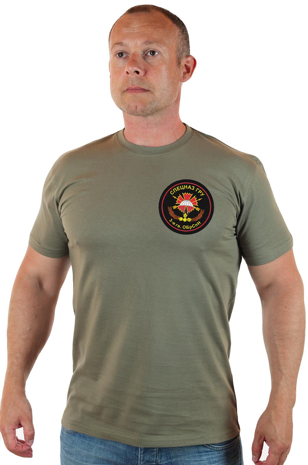 Купить в военторге Военпро футболку 3-й гв. ОБрСпН Спецназа ГРУ
