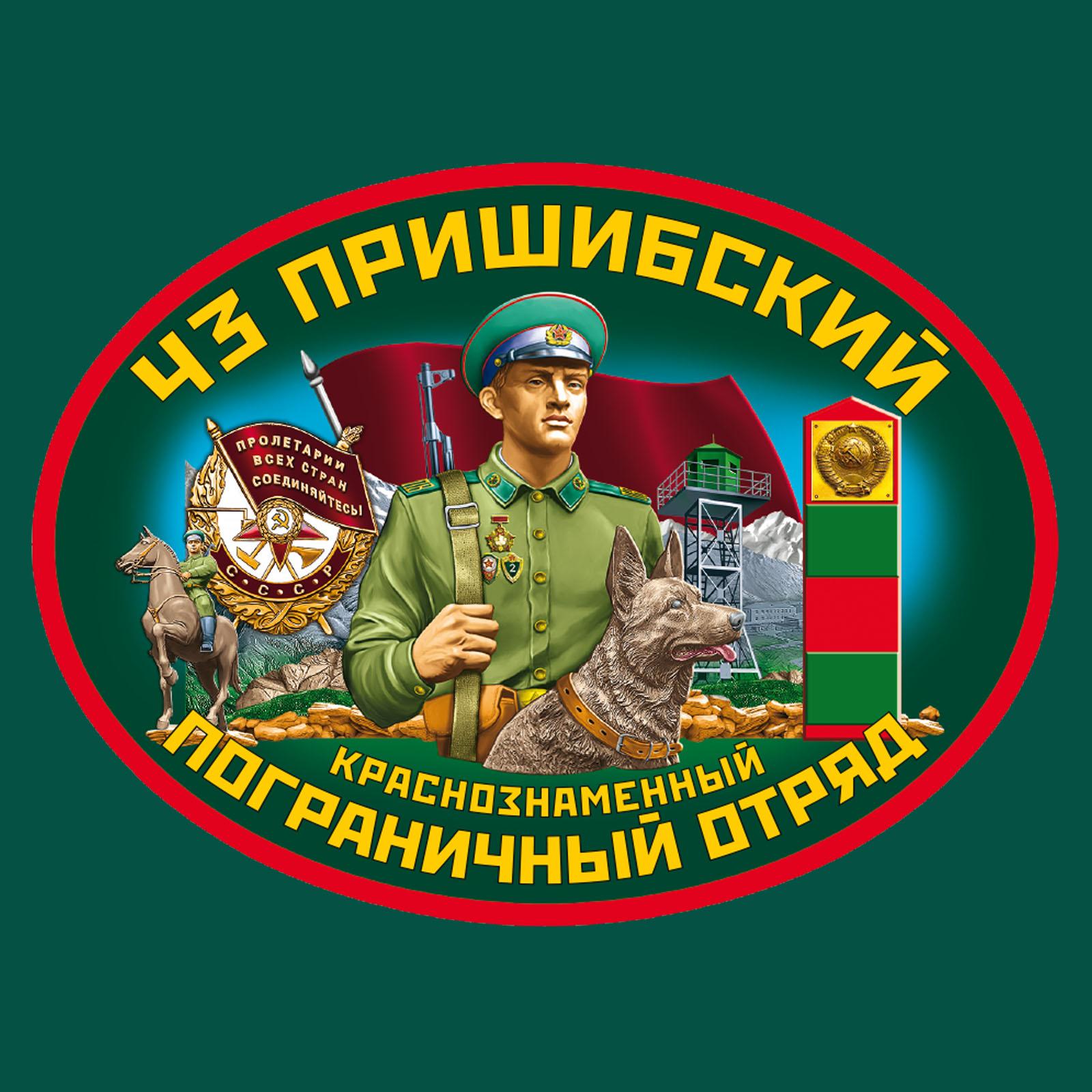 "Футболка ""43 Пришибский ПОГО"""