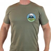 Натуральная мужская футболка 5 ОБрСпН Марьина Горка