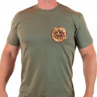 Мужская футболка олива АФГАНИСТАН 1979-1989.