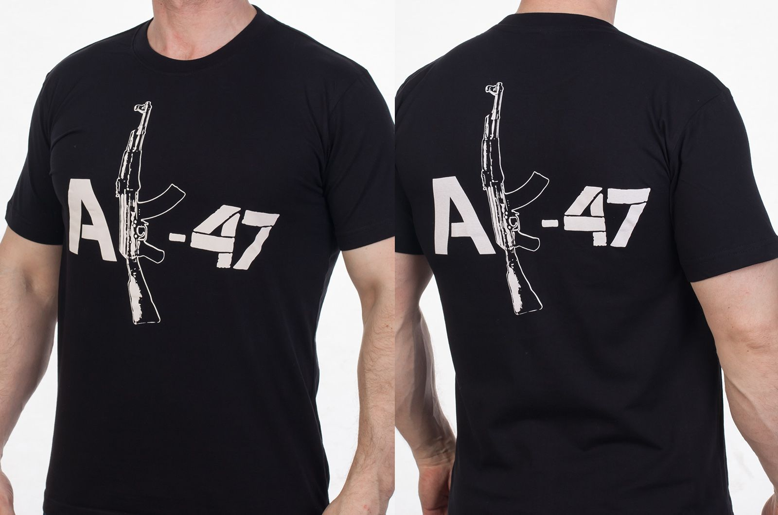 Футболка «АК-47» - общий вид