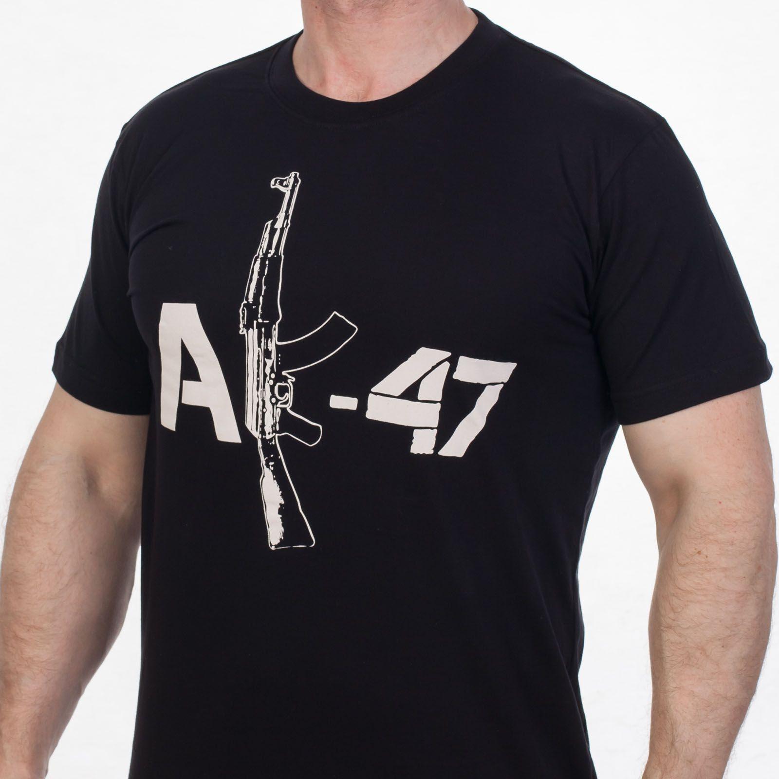 Футболка «АК-47»
