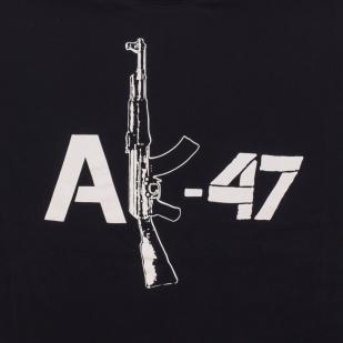 Футболка «АК-47» - принт