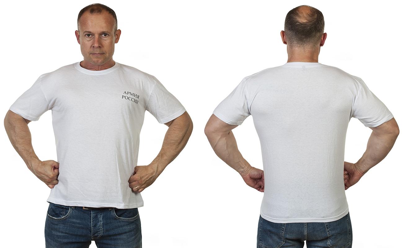 Заказать футболки Армия России