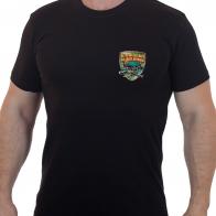 Пограничная мужская футболка «Без права на славу, во славу Державы!».