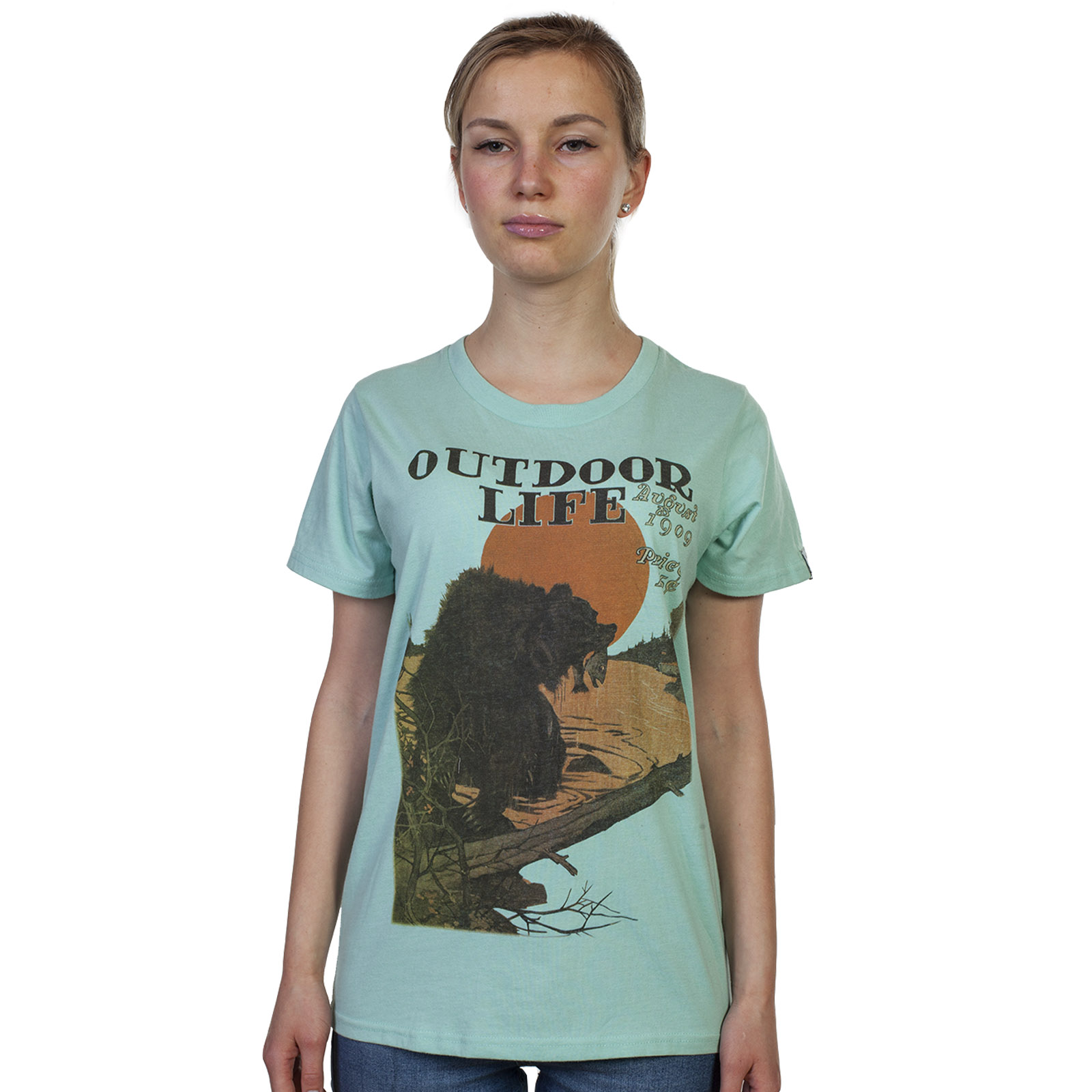 Недорогие женские футболки Outdoor Life – фирменное качество и приятная цена