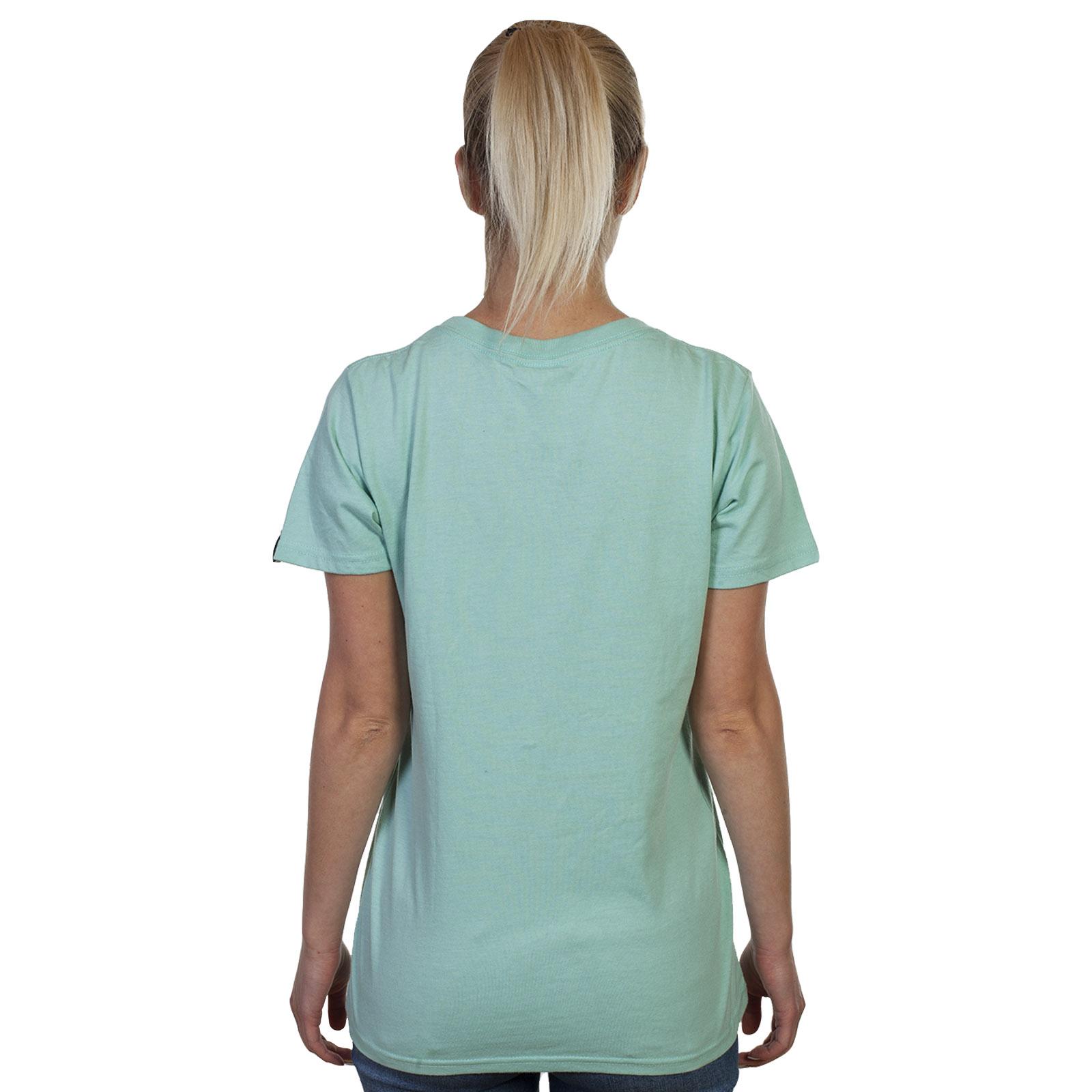 Стильная женская футболка-бирюза Outdoor Life.
