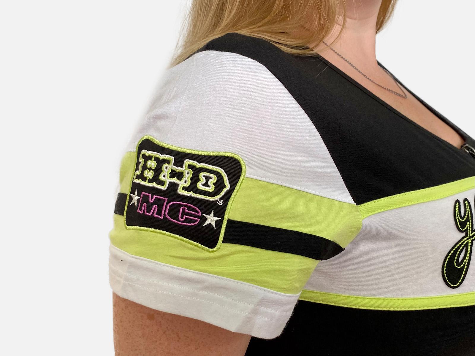 Женская футболка большого размера Harley-Davidson