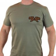 По-братски! Мужская футболка БРАТ ЗА БРАТА